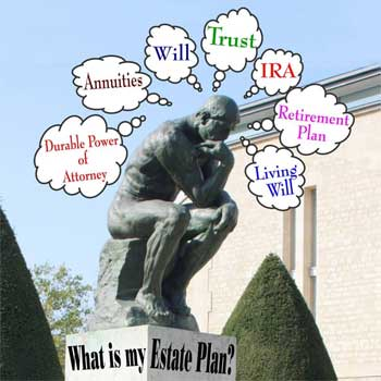 What is my Estate Plan?